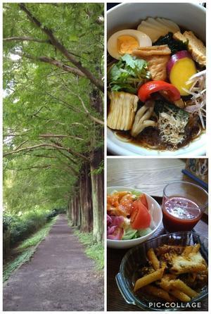 外食ランチとおうちランチ - 鎌倉大根