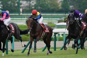 ワグネリアン、ダービー馬はやっぱり強かった神戸新聞杯(速報版) - Turfに魅せられて・・・(写真紀行)