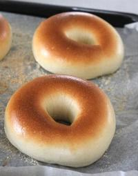 「ベーグル大好き!ベーグル祭り(←秋なのに夏気分・笑)」がはじまりました~。 - ちぎりパン 日本一簡単なパン教室 Backe