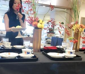 博多阪急テーブルコーディネートセミナー - Table & Styling blog