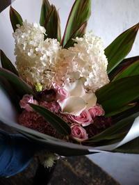 ギフト用の花束。2018/09/18。 - 札幌 花屋 meLL flowers