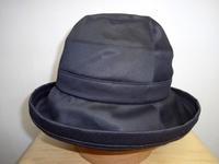 ブラッククロッシェ2種 - Chapeaugraphy -倉敷美観地区の帽子店 -