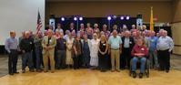 主人の高校の50周年同窓会 - フレンチ of バージニア