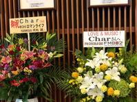 Char  Live  大阪NHKホール - 無題