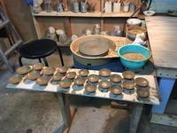 よい触発 - 週末陶芸家 フジサキウサジ