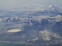 北の空から その4:羊蹄山と倶多楽湖 - Photo of the Weekend