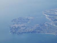 北の空から その5:室蘭と洞爺湖 - Photo of the Weekend