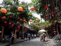 ランタンの町をのんびり歩く*ホイアン - 日日是好日 in Singapore
