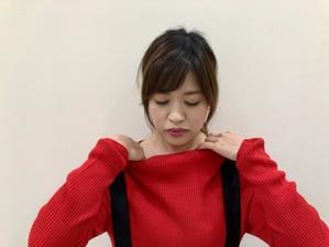 赤×黒 - LOUNIE松山店  blog
