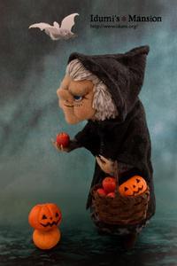 魔女 * Witch1 ‥Halloween - … いづみのつぶやき