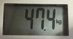 こんばんは。今日の体重&今までの体型比較写真 - 私のダイエット記録