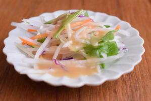 小皿つまみ*生野菜サラダ -