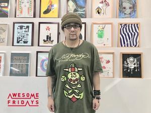 2018年9月21日(金)大阪FM802「AWESOME FRIDAYS」上杉昇 - 上杉昇さんUnofficialブログ ~Fragmento del alma~