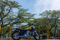 バイクは楽し!!YAMAHA SR400 -41- - ◆Akira's Candid Photography