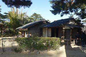 吉田松陰幽囚の旧宅 - レトロな建物を訪ねて