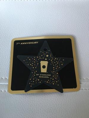 可愛い!韓国スターバックスの星型スタバカード - くちびるにトウガラシ