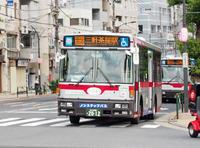 T876 - 東急バスギャラリー 別館