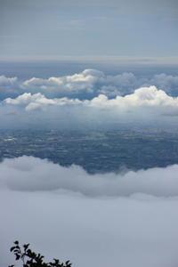 赤城山からの雲海(2) (撮影日:2018/9/22) - toshiさんのお気楽ブログ