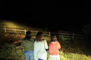 久々の夜ガイド(三娘の参詣) - 不思議空間「遠野」 -「遠野物語」をwebせよ!-