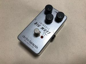 "Electro-Harmonix""Triangle Big Muff Pi"" - 【○八】マルハチBlog"