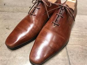 体を作るなら - シューケアマイスター靴磨き工房 銀座三越店