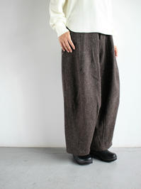 NEEDLESDarts Military Pant - W/Pe/A/N Tweed - 『Bumpkins putting on airs』