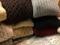"""充実の""""Fisherman Knit""""!!(大阪アメ村店) - magnets vintage clothing コダワリがある大人の為に。"""