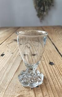 骨董市で見つけてきた『ガラス』その6♪ - おだやかなとき