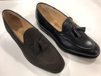 【Church's】新入荷 タッセルローファー - 池袋西武5F靴磨き・シューリペア工房