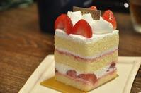 Gramercy New Yorkのショートケーキ♪ - a&kashの時間。