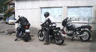 マニアックで自虐的 な 古いオートバイ を走らせる - 静じい,のバイクの仲間たち