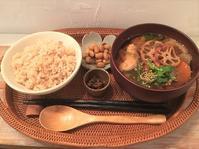 9月26日(水)の営業時間は17:00~20:00です。金山寺味噌、ごまだしも入荷しています! - miso汁香房(ロジの木)