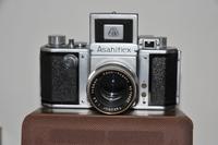 アサヒフレックスIIA と 琢磨58mmF2.4 - nakajima akira's photobook