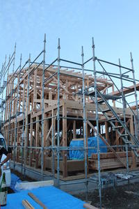 F様邸上棟式 - 桂建設の日々ブログ