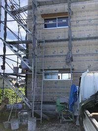 G様邸現場の様子 - 桂建設の日々ブログ