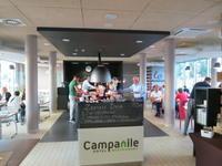 カンパニール ホテル ウロクロウ セントラムでの朝食 - せっかく行く海外旅行のために