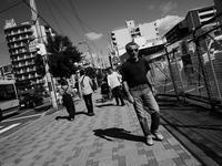 通行人 - カメラノチカラ