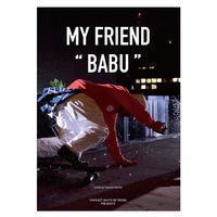"""FESN - MY FRIEND """"BABU"""" 写真集+DVD - Growth skateboard elements"""