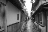 雨の先斗町 - kisaragi