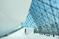 モエレ沼公園ガラスのピラミッド。 - Precious*恋するカメラ