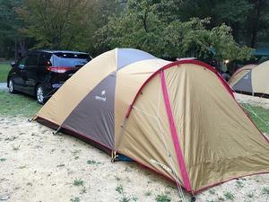 大人だけキャンプ2年目 -