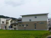 建築中物件の敷地隣に新物件 - 岡山倉敷ウィズホーム