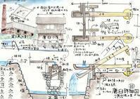 小鹿田(onta)焼の集落へ(唐臼) - 奥沢文庫