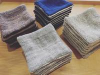anjicoさんに納品 - お手手  ・足踏みミシンと手縫いの布小物屋・