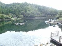 伊自良湖 - 飛騨山脈の自然