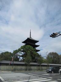 2. 京都・奈良「東寺・生駒山上遊園地」 - Fin Groundhog Day