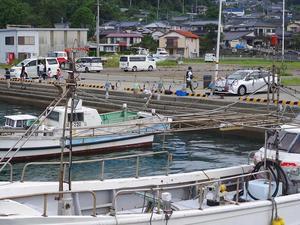 日曜日は天草市倉岳町へ釣りに行く - ステンドグラスルーチェの日常