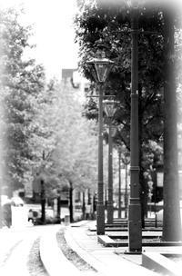 ガス燈のある街(2) - ポートフォリオ