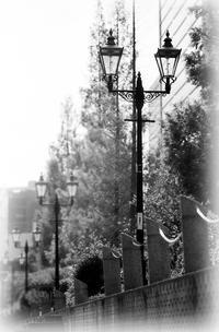 ガス燈のある街 - ポートフォリオ
