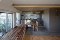 【通り土間の家】竣工写真 - TSD+のけんちく日記